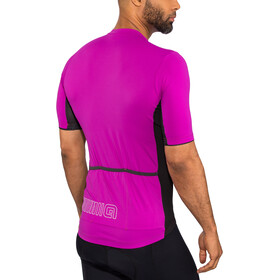 Alé Cycling Solid Color Block SS Jersey Herre cyclamen
